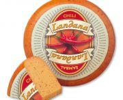 Sajt gouda sambal-pikáns kerek holland 4kg