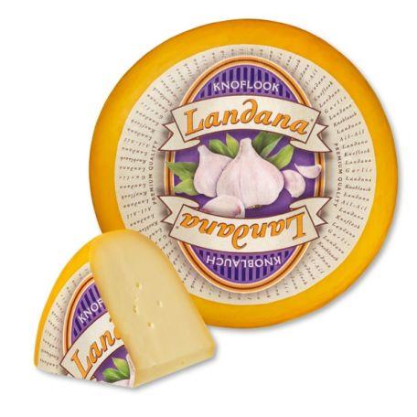 Holland fokhagymás gouda sajt 4kg