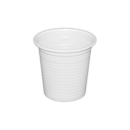 Műanyag pohár 0,8dl 100db/csomag