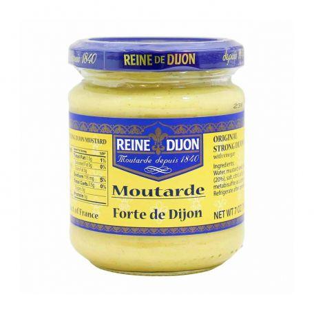Mustár dijoni natúr (csípős) 210gr