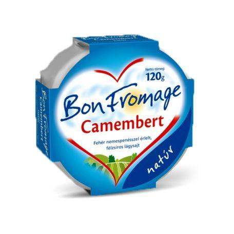 Bon Fromage camembert sajt 120g