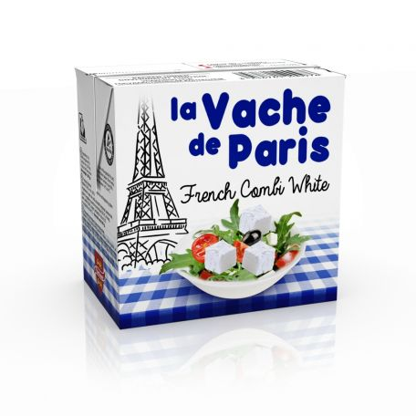 Combi white 500gr francia