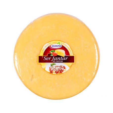 Érlelt kemény jantár sajt 9kg
