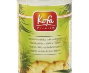 Konzerv ananász szeletelt 565gr/300gr