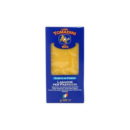 Tomadini lasagne tészta 500g