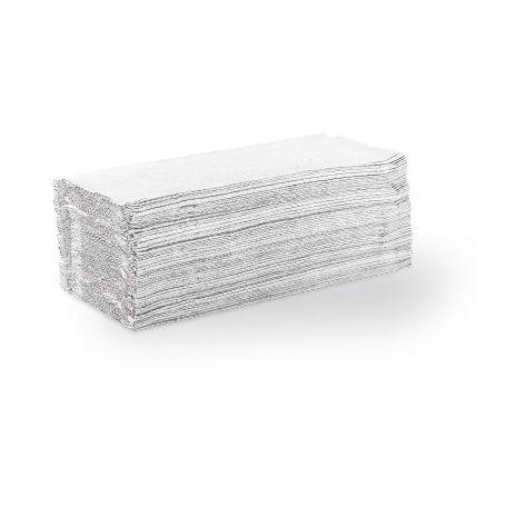 Ipari natúr Z hajtású 1 rétegű papírtörlő 20db/karton