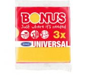 Törlőkendő általános (3db-os) bonus