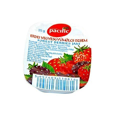 Pacific erdei gyümölcs extra dzsem 50x25g