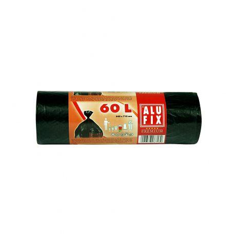 Alufix extra vastag prémium szemeteszsák 60l/20db