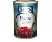 Konzerv vörösbab tépőzáras 400gr olasz