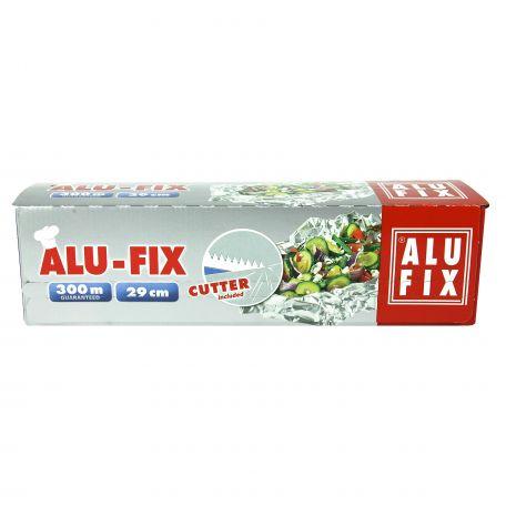 Alufix alufólia vágóéllel (színes) 30cm/300m