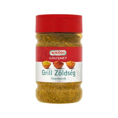 Fűszer grill zöldség fűszersó kotányi 1200ccm/900gr