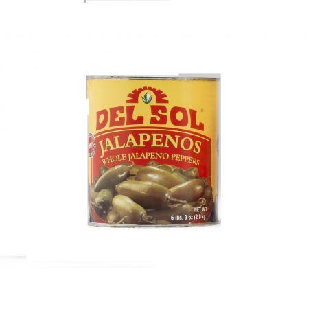 Jalapeno paprika egész 2800g