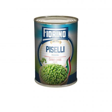 Zöldborsó konzerv 400g
