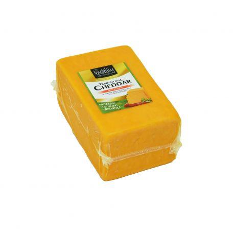 Vörös ír cheddar sajt 1kg