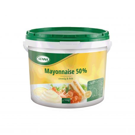 Senna majonéz 50% 10 kg