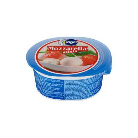 Mini vizes mozzarella sajt 125g
