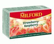 Tea eper-málna milford 20x2,5gr