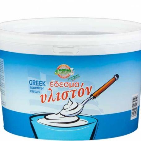 Növényi görög krém yliston 10% 5l