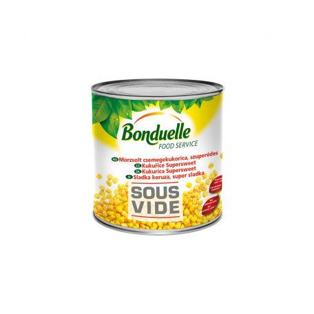 Bonduelle sous vide szuperédes csemege kukorica konzerv 1870/1775g