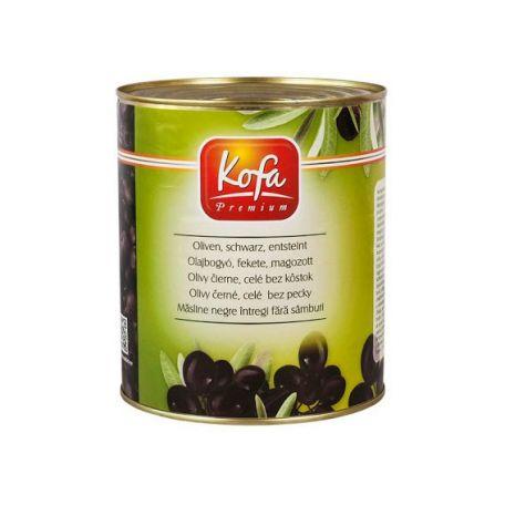 Kofa fekete olívabogyó magozott 3000/1450g