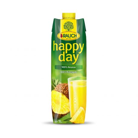 Happy Day ananász üdítőital 100% 1l