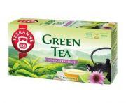 Tea enchinacea zöldtea lime teekanne 35gr (elo)