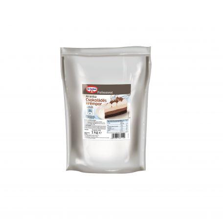 Dr. Oetker Aranka csokoládés hideg krémpor 1kg