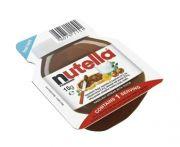 Mogyorókrém mini nutella 60db/karton 15gr