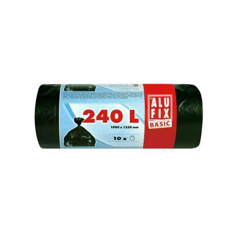 Alufix basic szemeteszsák 240l/10db