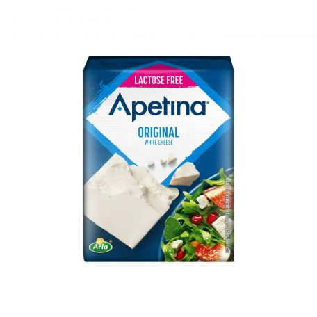 Apetina laktózmentes krémfehér sajt dobozos 200g