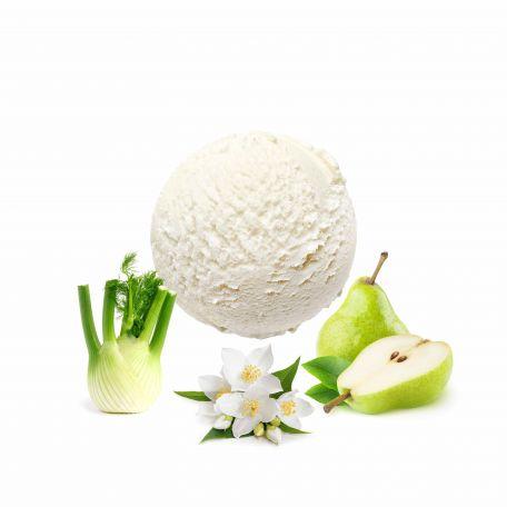 Giuso körte-édeskömény-jázmin fagylalt készkeverék 1,65kg