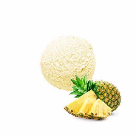Rokmar natur ananász 80 fagylalt paszta 3kg