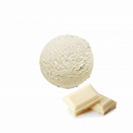 Rokmar natur fehércsokoládé 50 fagylalt paszta 2kg