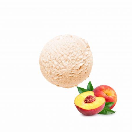 Giuso őszibarack fagylalt paszta 3kg