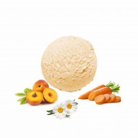 Giuso kajszibarack-répa-kamilla fagylalt készkeverék 1,65kg