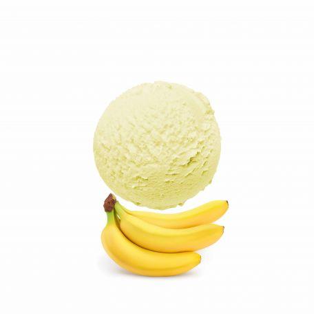 Giuso banán 300 fagylalt por 1,2kg