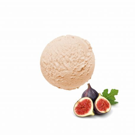 Giuso amordifrutta karamellizált füge fagylalt variegátó 3kg