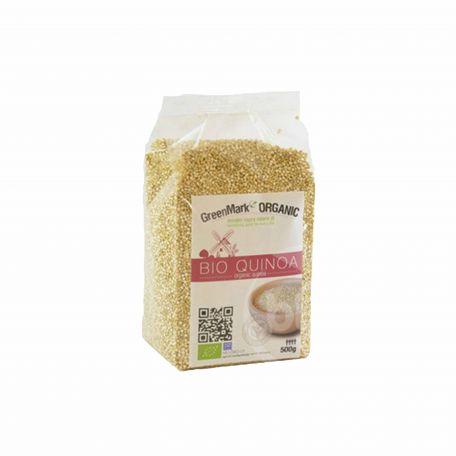 Greenmark bio fehér quinoa 500g