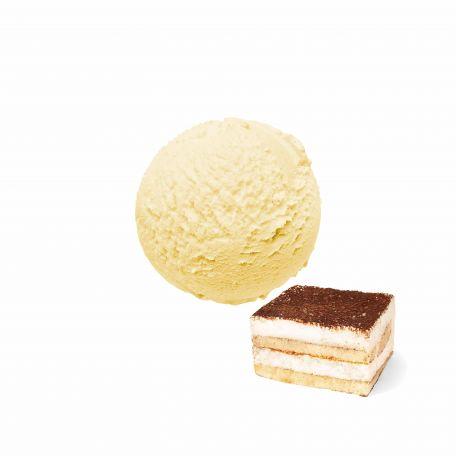 Giuso alkoholmentes tiramisu fagylalt paszta 3kg