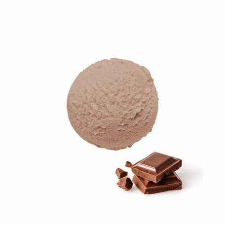Giuso cuzco extra sötét csokoládé fagylalt por 1,6kg