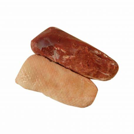Hízott magret libamell filé fagy. 250-300g/cs