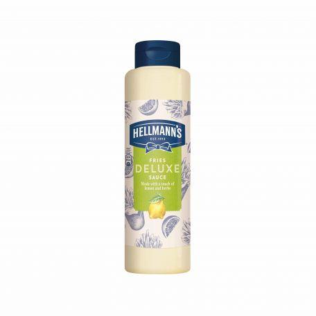Hellmann's citromos és zöldfűszeres majonéz 850ml/850g