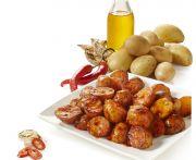 Burgonya felezett marinált édes chilivel mogyoróhagymával prémium hűtött aviko 6x2kg (elo)