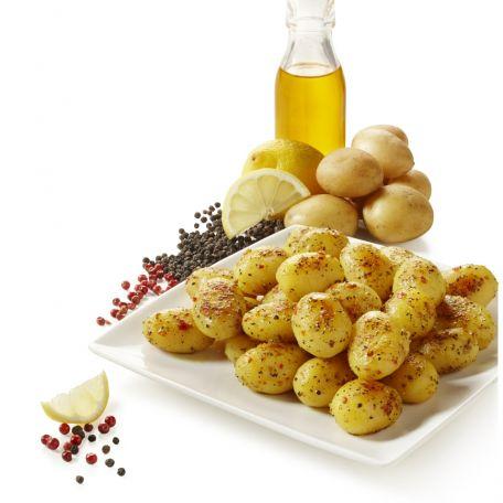 Aviko prémium hűtött apró burgonya citromos borsos marinált 6x2kg