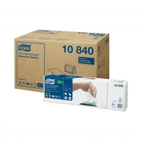 Tork fehér adagolós szalvéta 1125lap 8csomag/karton