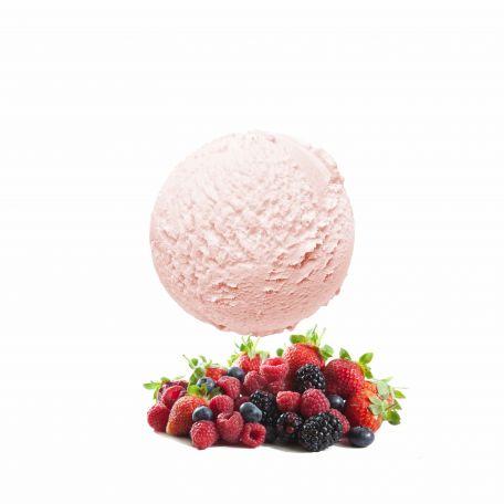 Giuso erdei gyümölcs-fekete répa-ibolya fagylalt készkeverék 1,65kg