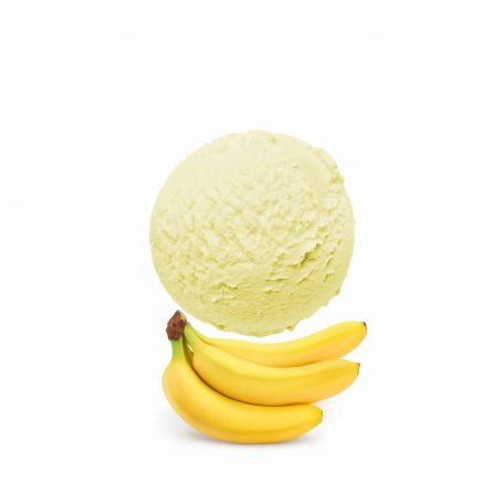 Giuso banán fagylalt paszta 3kg