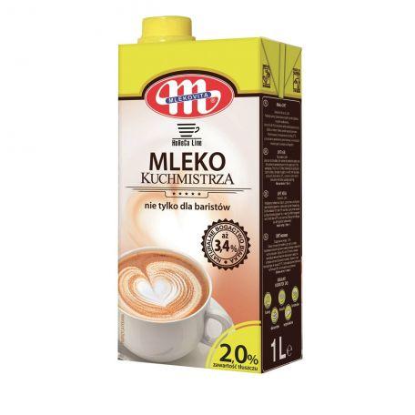 Mlekovita barista UHT tej 2,0% 1l