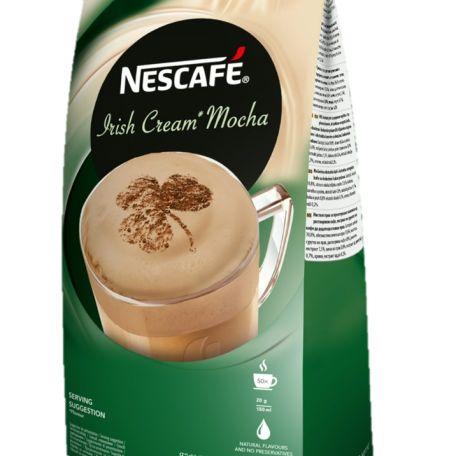 Kávé ír krémkávé nescafé 1kg (elo)